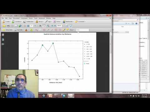 Identifying Clusters 2 - Cluster and Outlier Analysis in ArcGIS 10.2