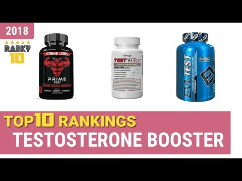 Best Testosterone Booster Top 10 Rankings, Review 2018 & Buying Guide