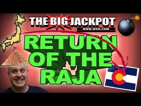 🔴 The Raja Is Back With Huge Slot Wins 🔴   The Big Jackpot
