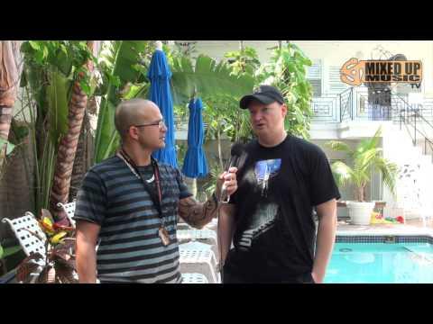 Mixed Up Music TV presents DJ Dan @ WMC, Miami 2010 (Live Interview)