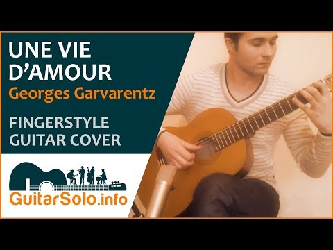 Forever Love (Une Vie D'amour) - Guitar Cover (Fingerstyle)