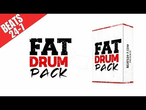 FAT Drum Pack [Hip Hop Drum Kit]