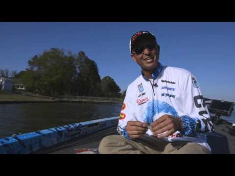 Quantum fishing tips: Horsehead jigs in cold water