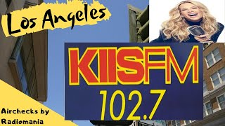 KIIS-FM 102.7  Los Angeles   Ellen K  October 1995