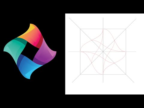 Tutorial Design Logo on corelDRAW   How to Design it by corelRRAW the best Logo!....