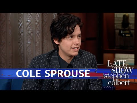 Cole Sprouse Had A Childhood Crush On His 'Friends' CoStar