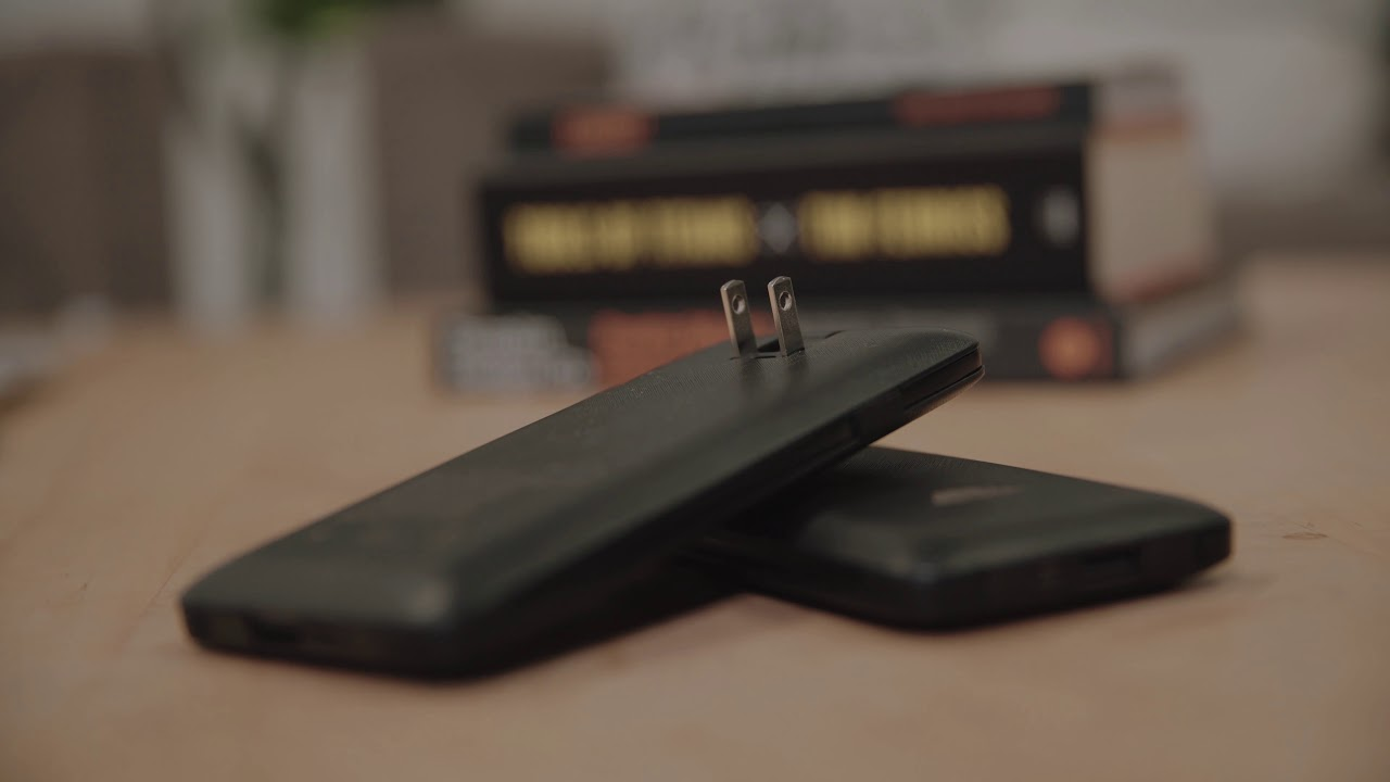 SCOUT // World's Most Versatile Charger (Wireless // 5000mAh + Wireless Charging) video thumbnail