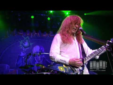 Megadeth - Holy Wars...The Punishment Due (Live at the Hollywood Palladium 2010) mp3