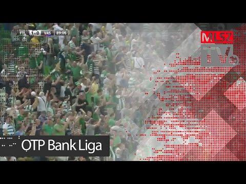 Ferencvárosi TC - Vasas FC | 1-1 (0-0) | OTP Bank Liga | 30. forduló | 2017/2018 | MLSZTV