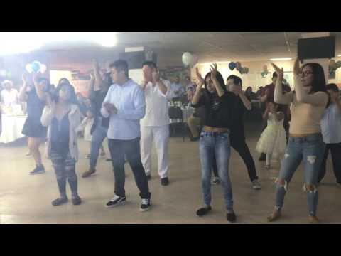 Mr C The Slide Man - Cha Cha Slide. Video en vivo Bronx Ny 05/20/17 SONIDO CHAMBAO NY