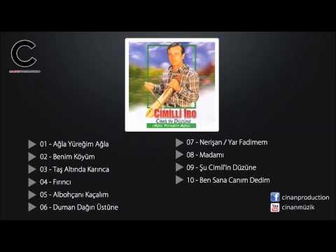 Cimilli İbo  - Ben Sana Canım Dedim (Official Lyric)