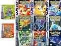 Top 5 De Los Mejores Juegos De Pokemon De Gameboy