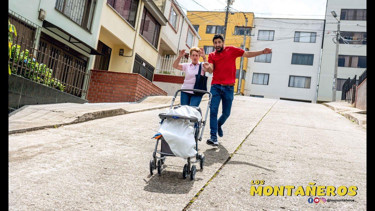 BLOOPERS EL EMBARAZO DE SOCORRITO  - LOS MONTAÑEROS