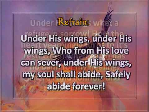 Under His Wings.wmv