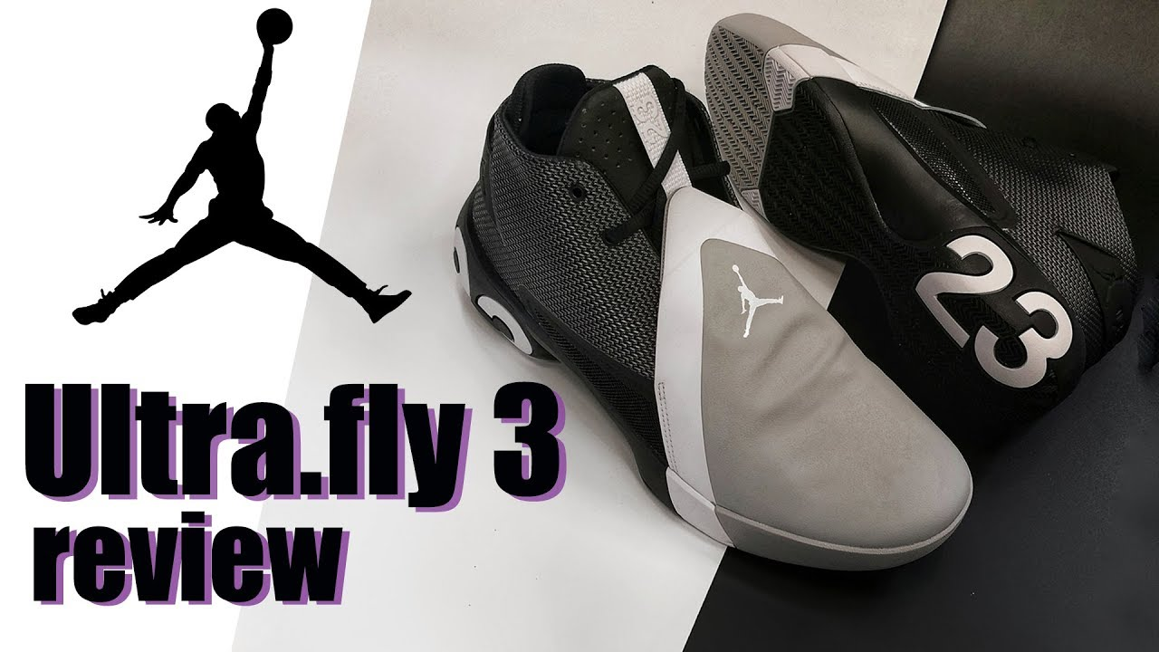 lowest price buy good new appearance Jordan Ultra.Fly 3 Review | ProBasketball Store - YouTube