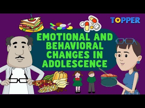 Teen Behavior and Feelings