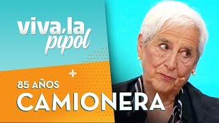 Elsa Zanzi: camionera a los 85 años - Viva La Pipol
