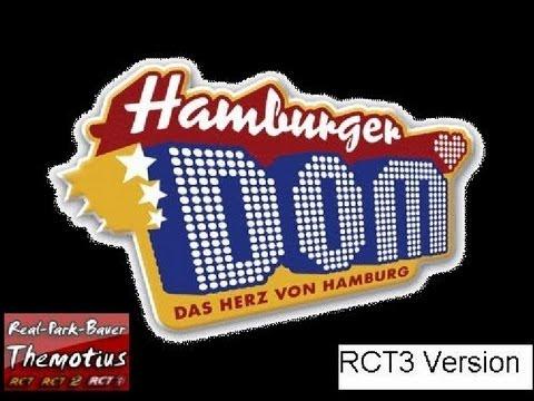 Überflug Hamburger Dom bai 50 % by themotius