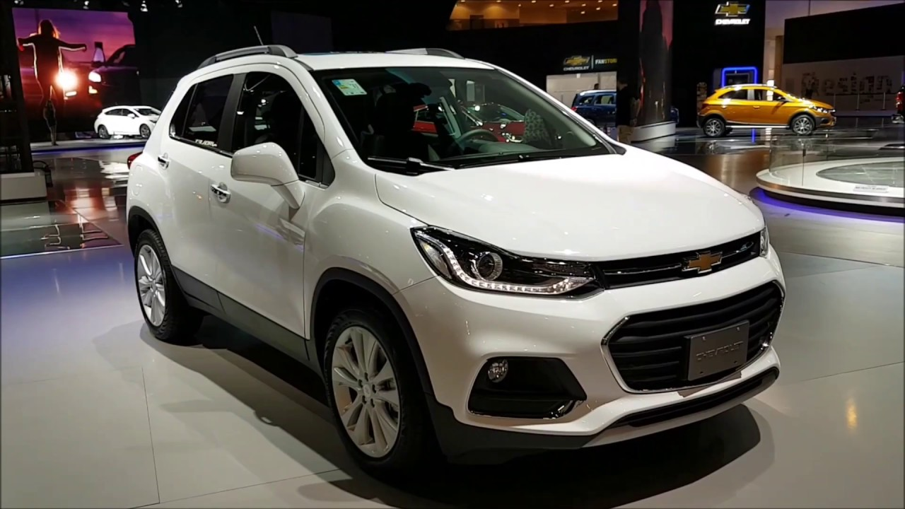 Chevrolet Tracker 2018 >> Novo Chevrolet Tracker 2017 - www.car.blog.br - YouTube