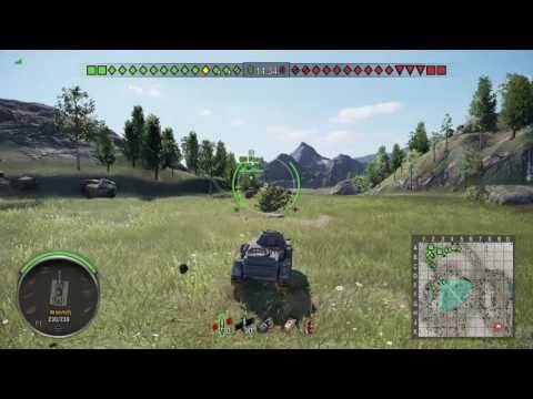 World of Tanks PS4.  Up yours, buddy!