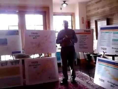 Birmingham Rapid Transit Presentation