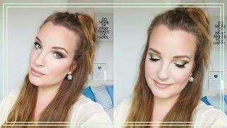 PROLJETNA FRIZURA I ŠMINKA //Spring hair&makeup