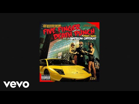 Five Finger Death Punch - 100 Ways to Hate (Official Audio)