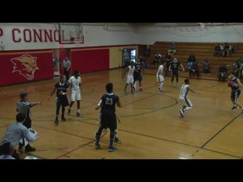 BCC Mens Basketball vs Mass Bay CC 11-8-2016