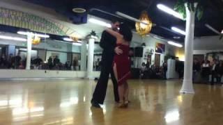 Lena & Walter Cha Salsa Night