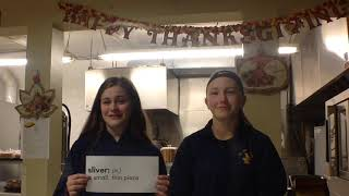 Morning Announcements Wednesday 14, 2018
