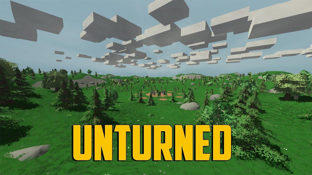 Unturned: Part1 PEI