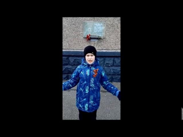 Изображение предпросмотра прочтения – АрсенийСоколов читает произведение «Еще тогда нас не было на свете...» МихаилаВладимировичаВладимова