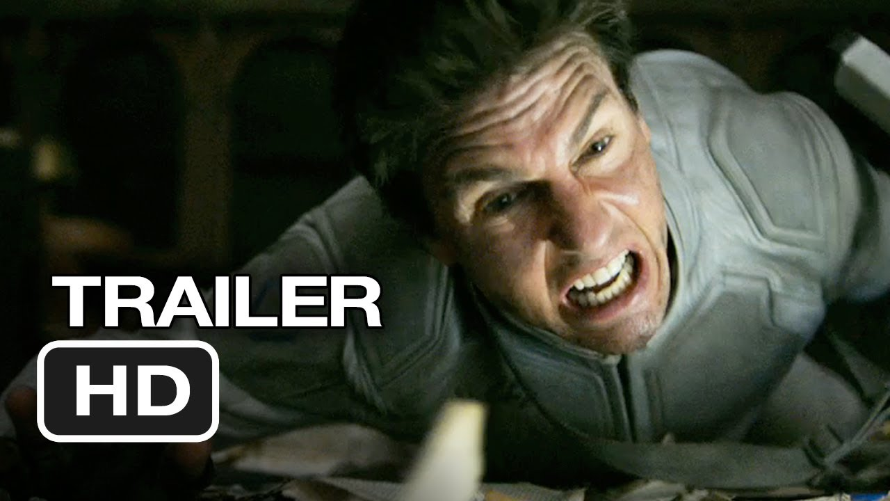 oblivion trailer 3 (2013) - tom cruise movie hd - youtube