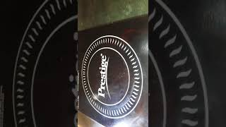 Demo of prestige PIC 16.0+ induction cooktop..