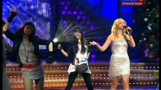 """Танцы со звездами"" ( 22.12.2012)  - Кристина Орбакайте"