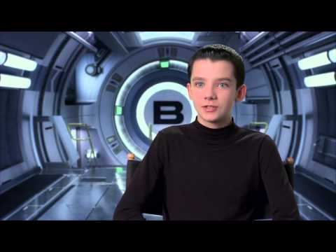 Ender's Game: Asa Butterfield On Casting 2013 Movie Behind the Scenes