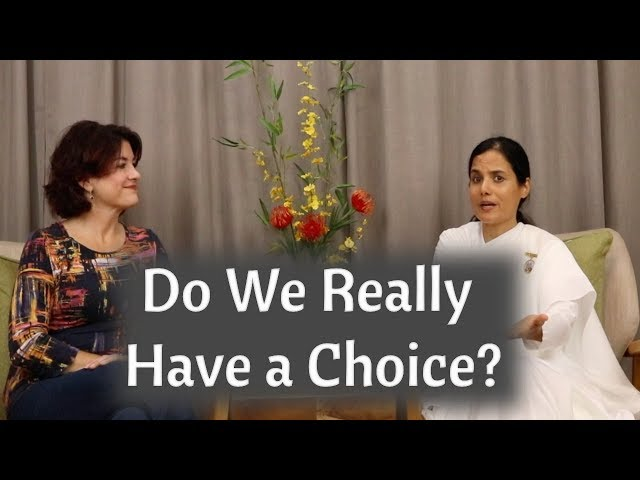 Do We Really Have a Choice? - Soul Fitness Episode 62