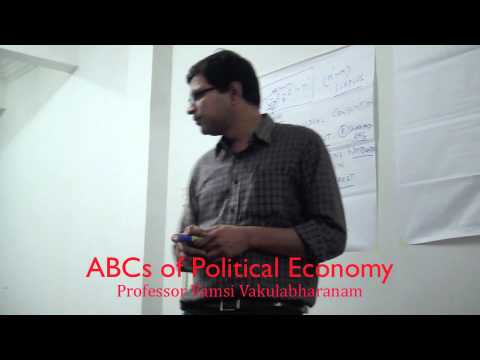 ABCs of Political Economy: Marxian Political Economy & Capitalist Development in Asia