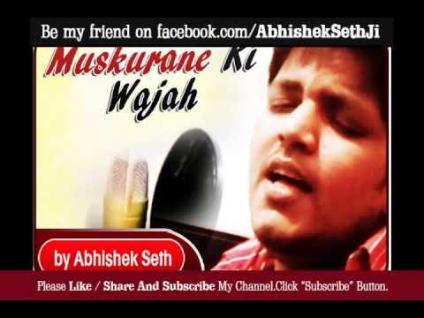 muskurane-ki-wajah-unplugged-(citylights---arijit-singh)-cover-by-abhishek-seth-|-lyrics