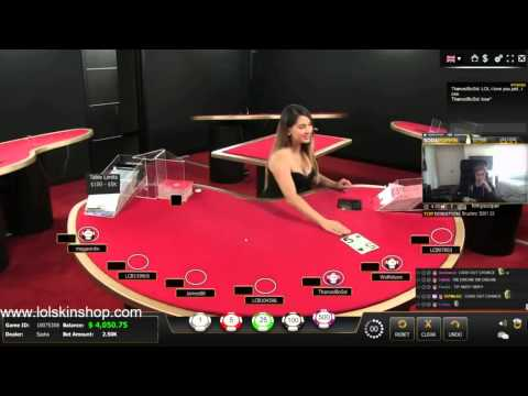 sodapoppin wins 10k with 2 hands in blackjack on stream
