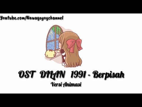 Dijamin Baper Lirik Lagu dari The Panasdalam Bank - Berpisah (Feat Vanesha Prescilla )