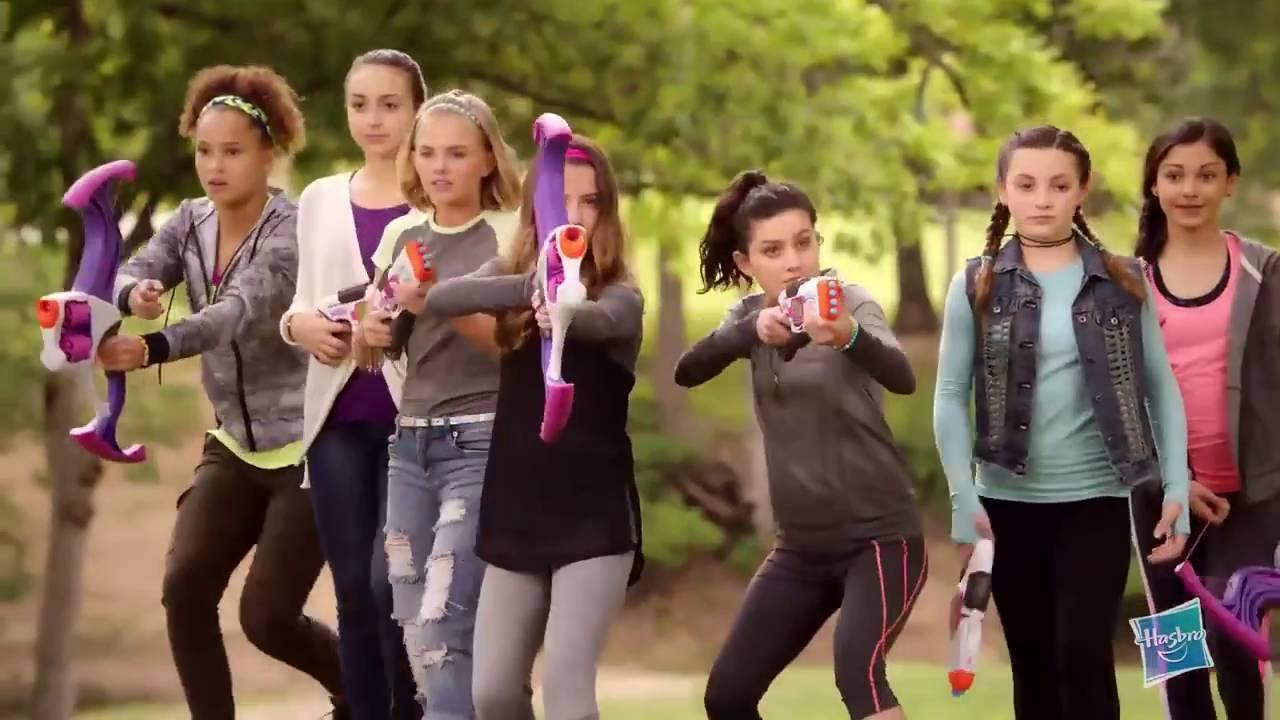 Nerf rebelle бластеры для девочек. Купить нерф ребель можно в нашем магазине.