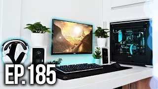 Room Tour Project 185 - Clean & Minimal Setup Edition!