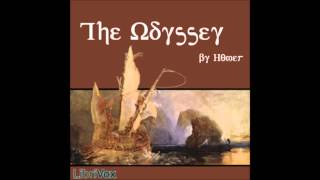 The Odyssey audiobook - part 1