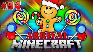 WELT aus SCHOKOLADE?! - Minecraft Arrival #094 [Deutsch/HD]