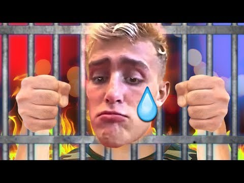JAKE PAUL COULD HAVE BROKEN THE LAW