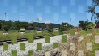07/02/10 - Iowa Interstate and Illinois Railway, railfanning action in the Illinois Valley