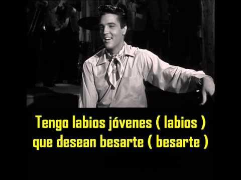 ELVIS PRESLEY - Young dreams ( con subtitulos en español )