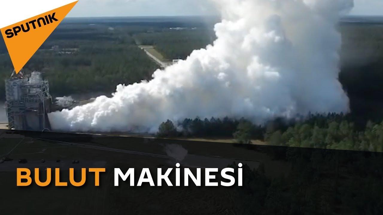 Mammatus bulutları nadir görülen bir durumdur.