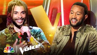 """Samuel Harness Makes 3 Doors Down's """"Here Without You"""" His Own 